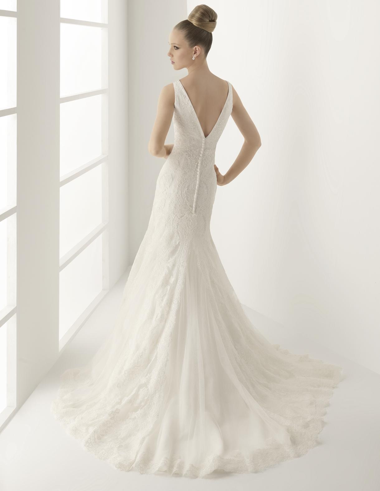 Alquiler de vestidos de novia baratos en madrid