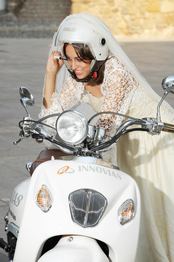 donación vestidos de novia | Innovias