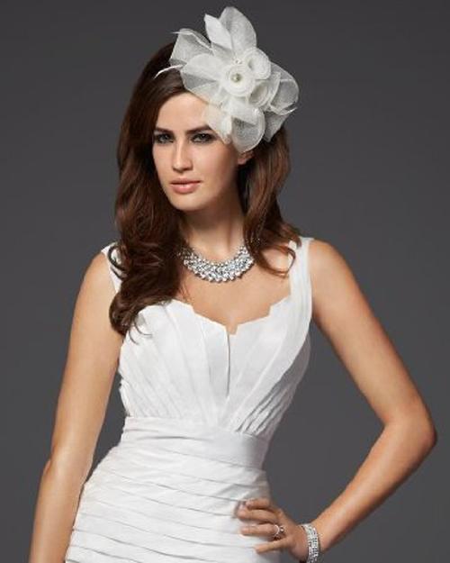 Peinados bodas innovias for Tocados elegantes para bodas