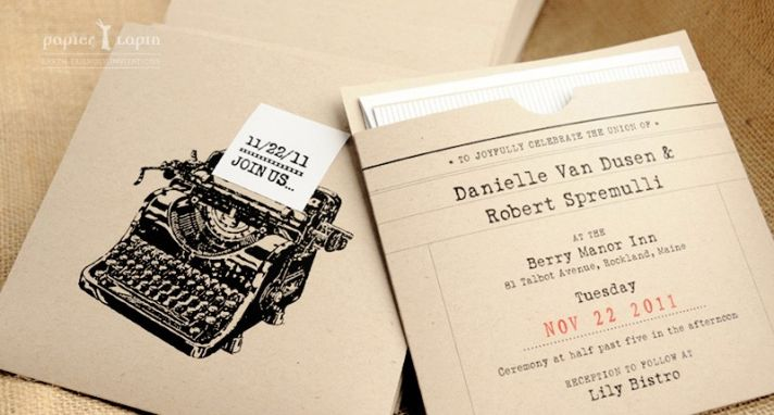 Winter Wedding Invites with beautiful invitation template