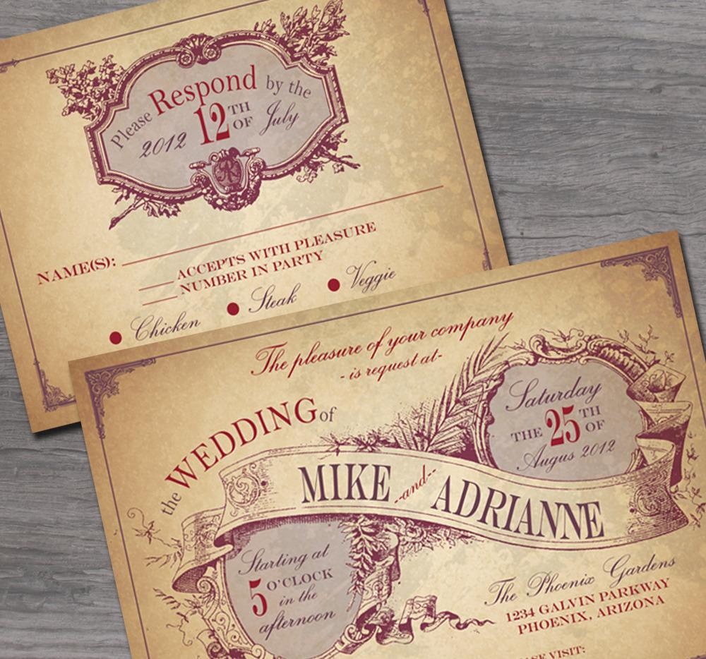 Invitaciones Originales Para Bodas Originales Por Innovias