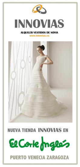 Hay vestidos de novia en el corte ingles