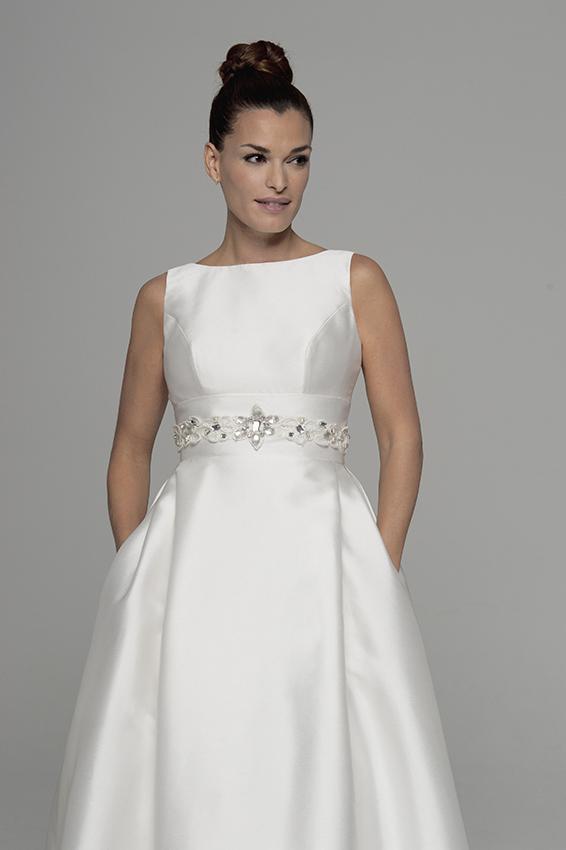 Alquiler vestidos de novia boda civil bogota