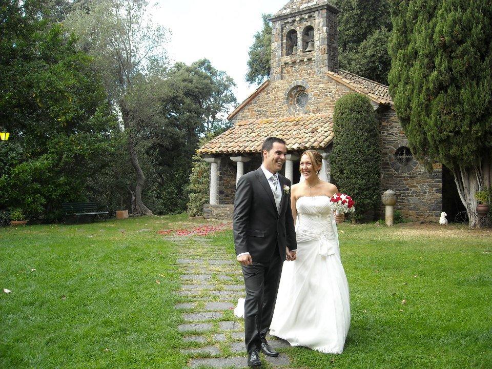 vestido de novia de Innovias