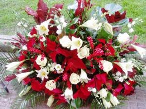 centro boda navideña 012