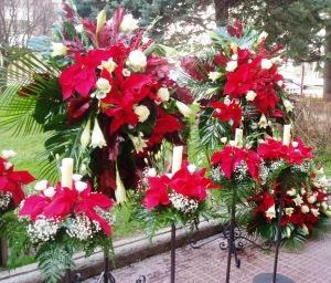 decoracion floral boda navideña 008