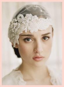 Vintage-beaded-lace-bridal-cap