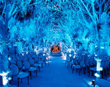 Winter-Effect-Lighting-Ceremony