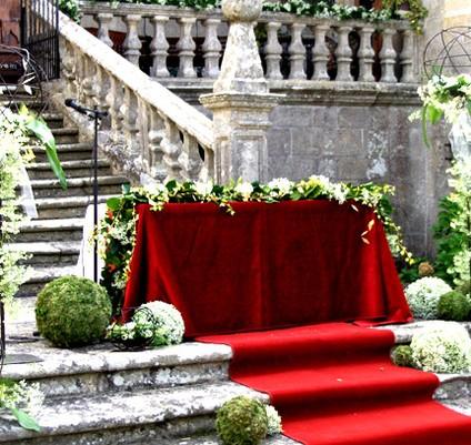 Las flores de tu boda simbolog a y significado innovias - Decoracion floral para bodas ...