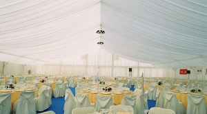 carpa boda con decoracion velum