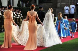 damas de honor boda