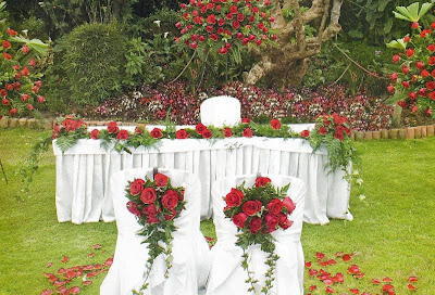 Dedicado a las novias m ndez n ez las flores de tu boda for Definicion de decoracion