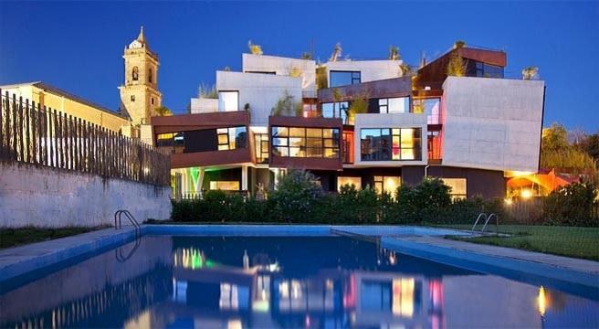 los mejores hoteles de toledo: