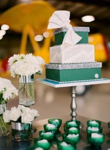 rincones wedding emerald