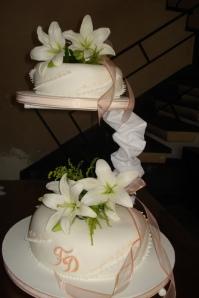 torta-de-bodas manualidades