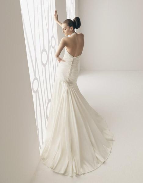 Elige el vestido de novia según tu cuerpo (4/6)