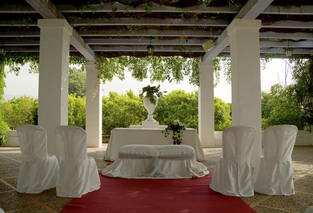 Pasillo boda civil innovias for Arreglos para boda civil