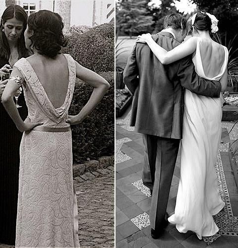 Una boda vintage años 20 lo más In-novias (2/6)