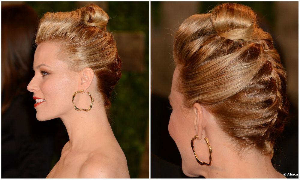 Peinados de novia 2013 inspiraci n gala de los oscar for Recogido bajo trenzado