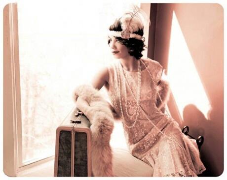 Una boda vintage años 20 lo más In-novias (4/6)