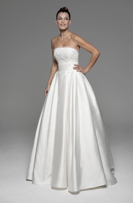 vestidos de novia años 50 | innovias