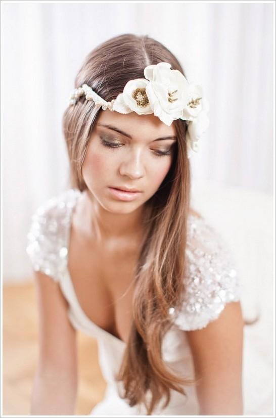 Peinados de novia 2013 por innovias innovias - Peinados de semirecogido ...