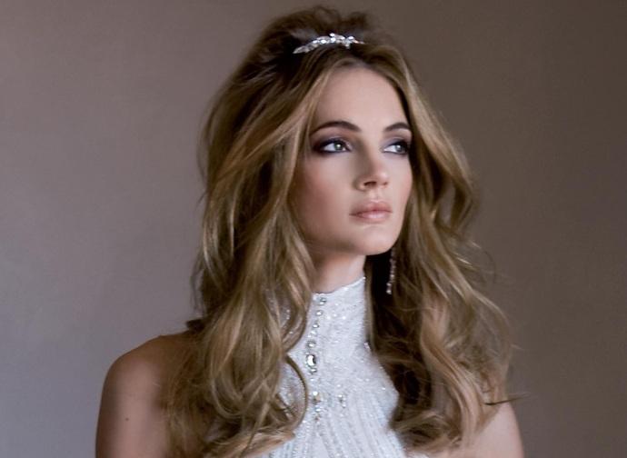 Peinados de novia 2013 por Innovias (6/6)