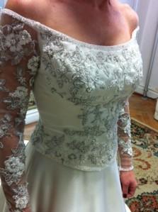 Vestido estilo medieval_perlas_Innovias1