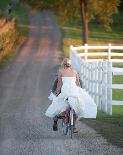 a la boda en 13