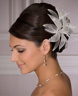 Videos de peinados para novia recogidos