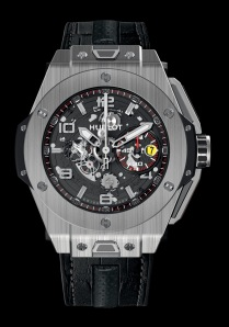 Hublot Big Bang Ferrari Titanium