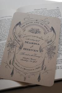 invitacion vintage_marron