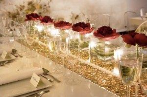 Bodas decoradas con velas 6