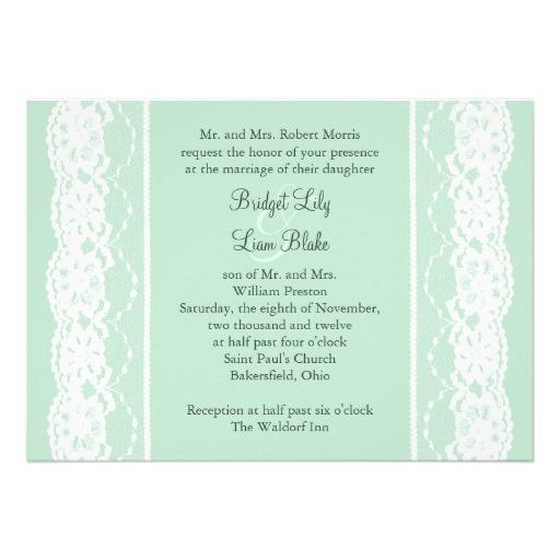 Invitaciónes para XV años con fondo verde - Imagui