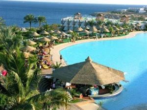 Pyramisa Hotel Sharm Poolbar