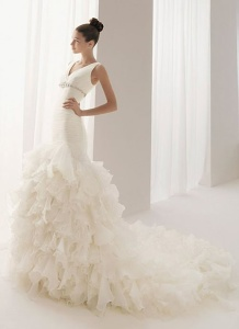 Vestido-de novia Innovias modelo Burgos