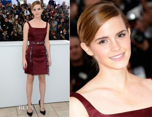 Emma Watson Christopher Kane redcarpet-fashionawards