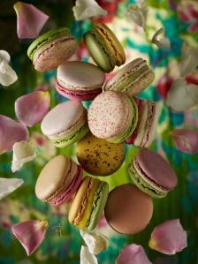 macarons para boda