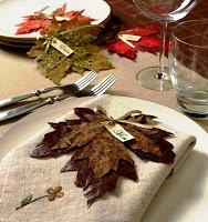 marcasitios boda 5 hojas secas