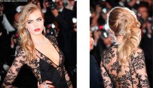 melena ladeada Cannes 2013