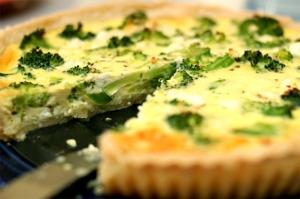 receta tarta salada de brocoli y jamon wild style magazine