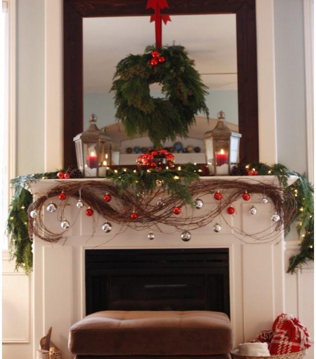 Decora con chimeneas christmas wedding innovias - Decoracion de chimeneas interiores ...