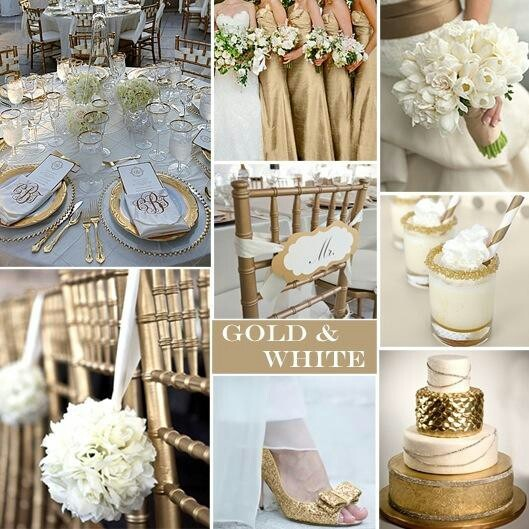 Tu boda en navidad elije el oro innovias for Boda decoracion