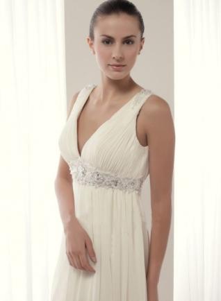 escote vestido de novia alexandra