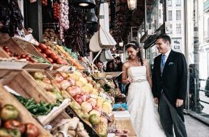 mercado san miguel foto boda