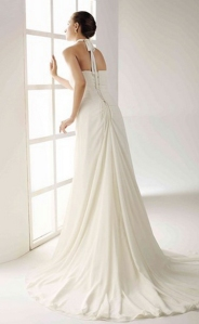 vestido de novia aglaya de innovias espalda