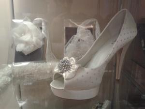 zapato de novia innovias plumetti