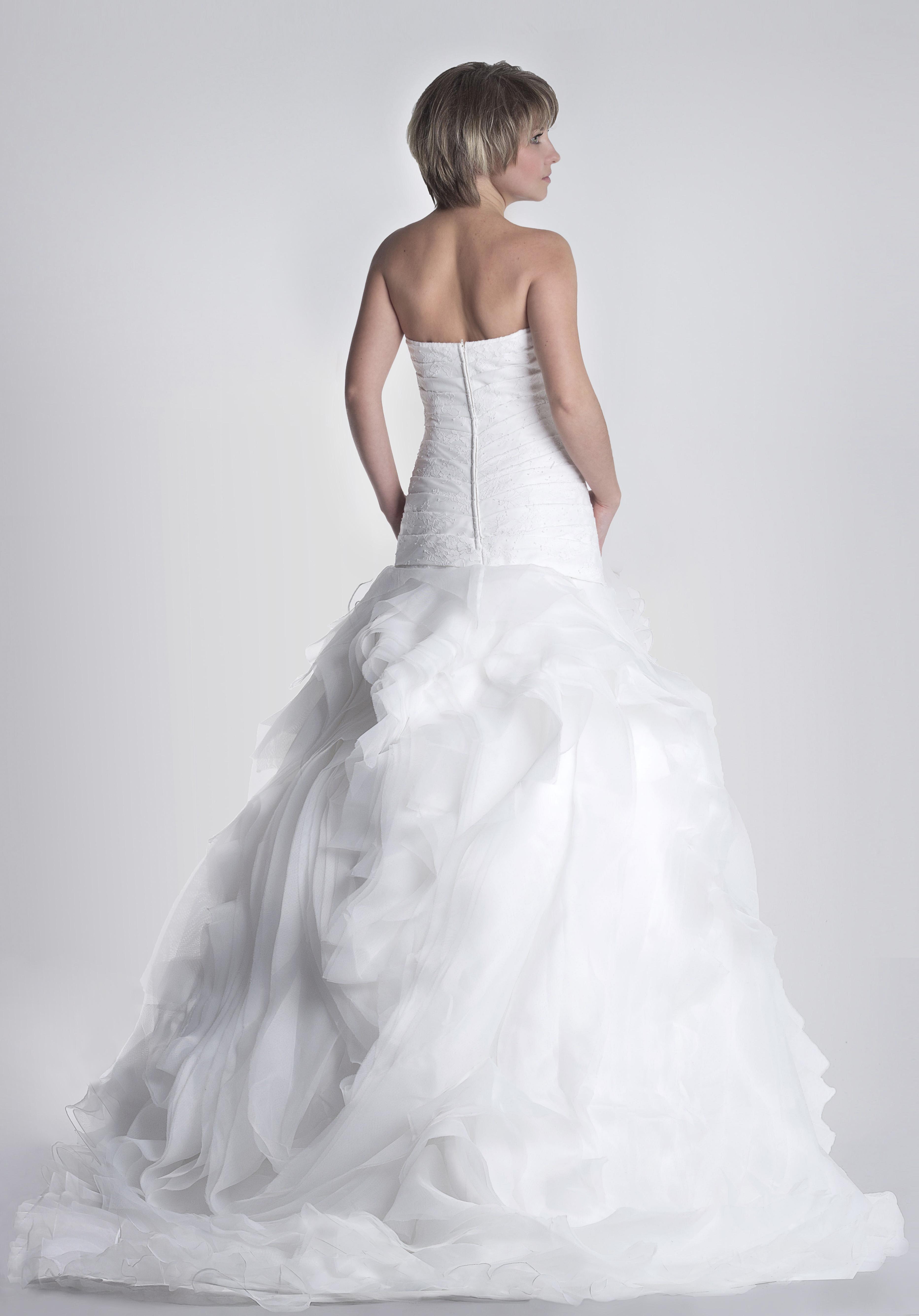 Nombres de los vestidos de novia