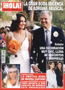 boda-marina-castaño en hola