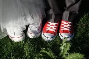 all star para novia